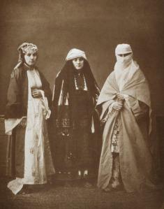 Jewish, Bulgarian & Muslim women in Ottoman Saloniki, 1873