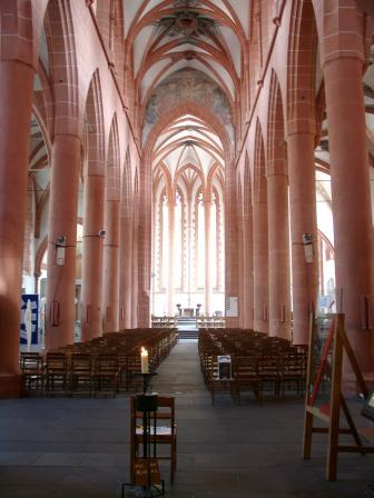 Heiliggeistkirche in Heidelberg  2003 Christian Bienia